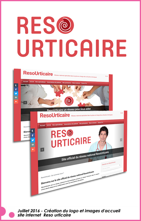reso urticaire